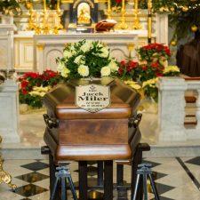 Pogrzeb ministra Jacka Milera